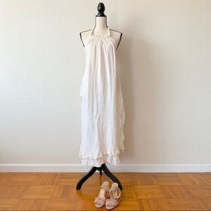 Gorgeous Jen's Pirate Booty Gauze Halter Dress